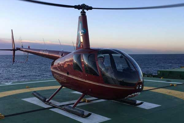 Helicopter Fleet | Aerologistics | Newcastle & Cessnock